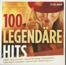 100 legendäre Hits - 5 CD NEU/OVP
