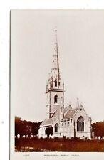 BODELWYDANN, FLINTSHIRE - THE MARBLE CHURCHB&W  POSTCARD