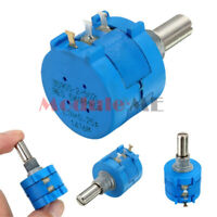 5PCS 3590S-2-502L Rotary Wirewound Precision Potentiometer Pot 10 Turn 5K Ohm