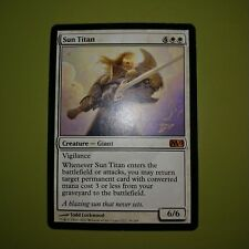 Sun Titan x1 Magic 2012 M12 1x Magic the Gathering MTG