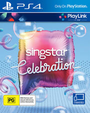 Singstar Celebration PlayStation 4 Game NEW