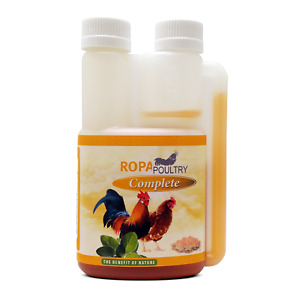 Vitamin Liquid Supplement for Poultry to keep birds healthy  - 250ml