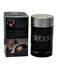 Ca-boki hair building fiber-25gm- Black-  Same Day Shipping