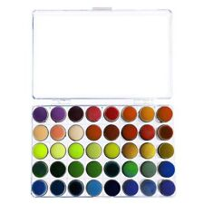 40 Pcs Finger Sponge Daubers For Paint Ink Pad Craft with strong case