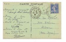 PIERRE MAC ORLAN SAINT CYR SUR MORIN A JEAN SARMENT  ASCAIN HOTEL ETCHOLA 1930
