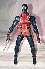"Marvel Legends Hasbro Red Hulk BAF Series Union Jack 6"" Action Figure"