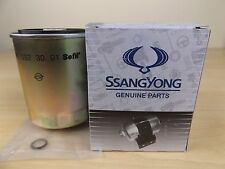 GENUINE SSANGYONG MUSSO SPORTS UTE 2.9L TURBO DIESEL ALL MODEL FUEL FILTER 1EA