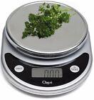 Ozeri Pronto Digital Multifunction Kitchen and Food Scale, Elegant Black, New