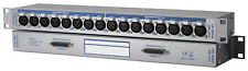 RME DTOX-16I Analog Breakoutbox 16 XLR Inputs 2x D-sub Breakout Box DTOX16I 16 I