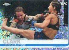 2019 TOPPS UFC CHROME REFRACTOR DIAMOND HOT BOX JESSICA ROSE-CLARK #34