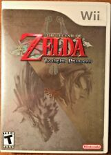 The Legend of Zelda: Twilight Princess (Nintendo Wii, 2006) Used - Free Shipping