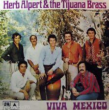 HERB ALPERT & THE TIJUANA BRASS Viva Mexico LP