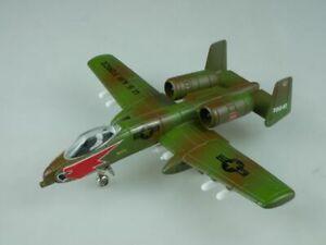 USAF - A10 Thunderbolt - diecast plane 15cm - Force One Ertl 113993