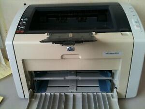 HP LaserJet 1022n Network USB Laser Printer - 16k pages Complete! Q5913A