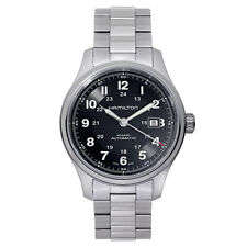 NEW Hamilton Khaki Field Titanium Auto Men's Automatic Watch H70525133