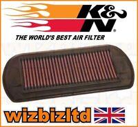 K&n Alto Rendimiento Filtro de Aire Motocicleta TB9095