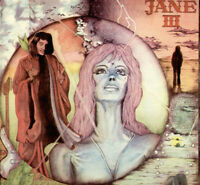 LP 33 Jane ‎– III brain 1048 GERMANY 1974