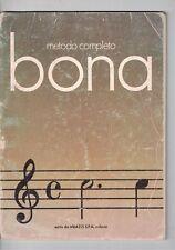 METODO COMPLETO BONA - P.BONA - MEAZZI S.P.A.