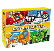 NEW - Transformers: Rescue Bots: Reader Boxed Set Collection by Hasbro