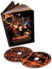 The Script Homecoming Live At Aviva Stadium Dublin DVD 2 DISCS DELUXE NEW SEALED