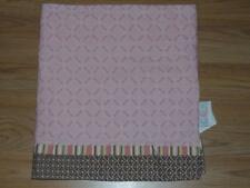 """Cocalo Up & Away Valance Pink & Brown 53"""" X 15"""""""