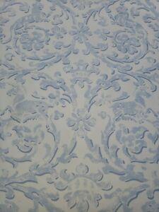 3 DOUBLE Rolls of VINTAGE THIBAUT Wallpaper