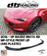 2016-2018 Mazda Miata MX-5 ND JDM MP-Style Front Lip (ABS Plastic)