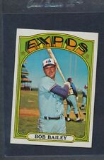 1972 Topps #526 Bob Bailey Expos NM *3389
