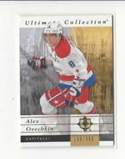 2011-12 Ultimate Collection #59 Alexander Ovechkin Capitals /399