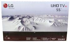 "LG 55"" 55UJ6200 4K UHD HDR Smart LED TV with 3 HDMI & 2 USB Inputs"
