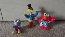 Hasbro Sesame Street Workshop Elmo Soccer Big Bird PVC Figure