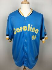 Bigland Carolina Jersey Size Large Classic 1963 Throwback Basketball