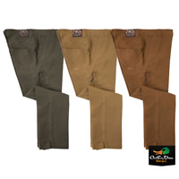 DRAKE WATERFOWL SYSTEMS CANVAS WATERFOWLER'S PANTS