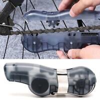 Cycling Bike Chain Cleaner Bike Cleaning Machine Brushes Bicycle Wash Tool r