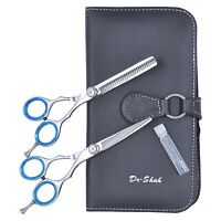 2er Profi GIFT Set Haarscheren,Modellierschere,Effilierscher,salon-scissors DE