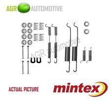 Mintex frein arrière chaussures set kit de montage pin springs véritable qualité-MBA518