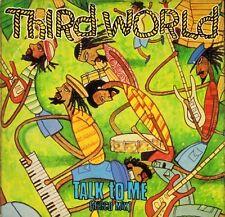 "THIRD WORLD talk to me (disco mix) 12X WIP 6496 uk island 12"" PS EX/EX"