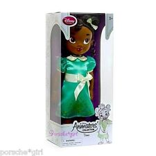 """Disney Store Princess and the Frog Tiana Doll 16"""""""