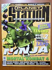 Guías Tenchu 1, Mortal Kombat 4, SCARS, Bomberman World, Duke Nukem, Medievil 1