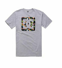 BRAND NEW DC SHOES MENS GUYS GRAPHIC T SHIRT TEE REGULAR FIT CREW TOP BLOUSE M