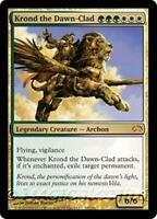KROND THE DAWN-CLAD Planechase 2012 MTG Gold Creature — Archon MYTHIC RARE