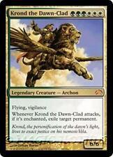 KROND THE DAWN-CLAD Planechase 2012 MTG Gold Creature — Archon MYTHIC RARE