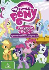 My Little Pony: Friendship is Magic (Season 1, Vol 1) - Friendship NEW R4 DVD