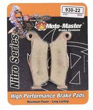 Moto-Master Front Brake Pad Husaberg, Husqvarna Ktm, Tm