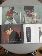 Tanita Tikaram lot cds cappuccino angel sweet keeper if i ever Rare Promo