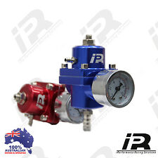 iPR Fuel Pressure Regulator 800HP BLUE For Turbocharged Supercharged NA Vehicles