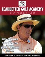 LEADBETTER GOLF ACADEMY - New Book HOGAN, S