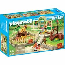 PLAYMOBIL #5969 City Zoo RETIRED
