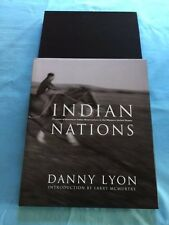 INDIAN NATIONS - SIGNED LIMITED EDITION BY DANNY LYON