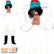 Doctor D Capitated Adults Fancy Dress Halloween Horror Headless Mens Costume